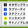 宝塚記念(2016)の3連単5頭ボックス予想!